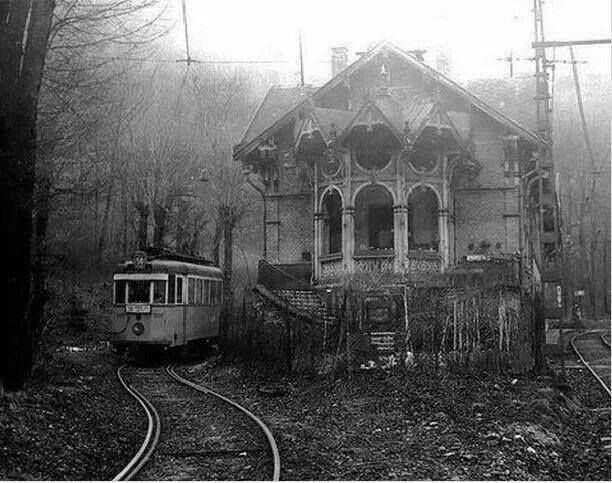 AbandonedTrainStation