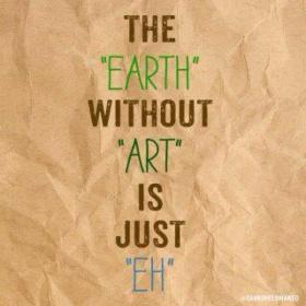Earth w_o Art
